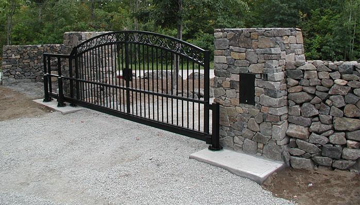 honey harbour slide gate