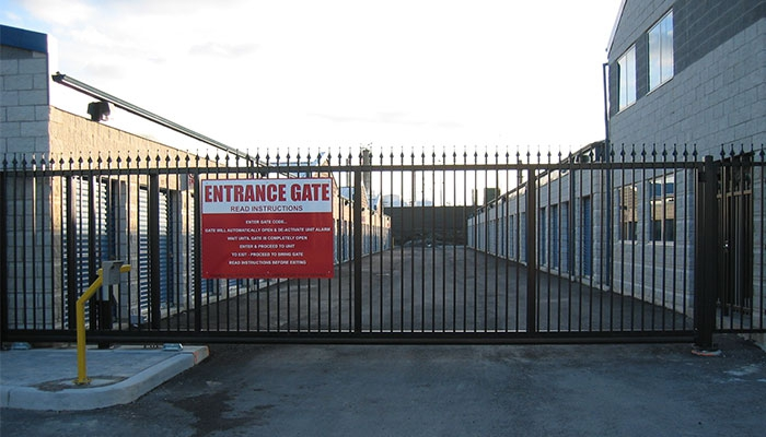 Residential And Commercial Gates