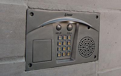 Control Access box