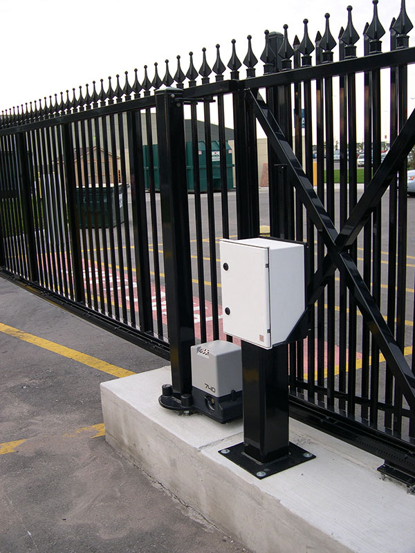 nascar slide gate