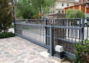 Rosedale Slide Gate